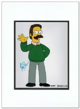 Harry Shearer Autograph Signed Photo - The Simpsons